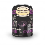 OBT Oven-Baked Tradition Pate DUCK cat 354g kačica