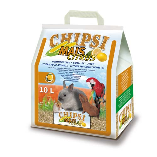 JRS Chipsi Mais citrus 10l/4,6kg