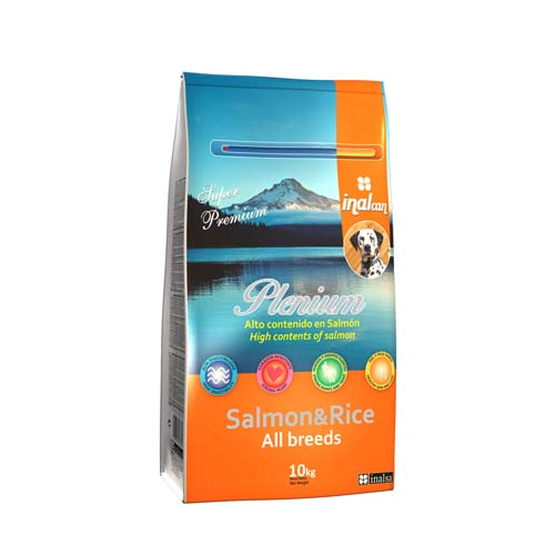 PLATINUM Salmon & Rice 36/15 10kg