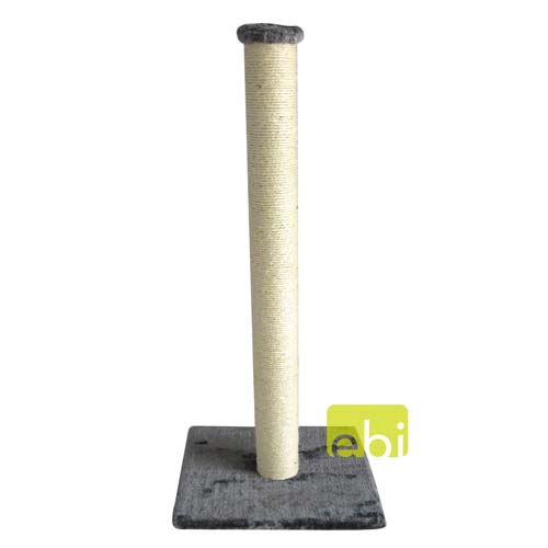 EBI CLASSIC TREE HIGHPOST 40x40x90cm - 9cm light-grey