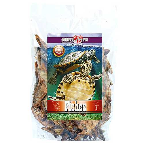 COBBYS PET FISHES 50g sušené ryby