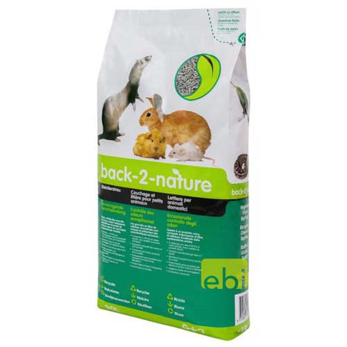EBI back2nature 30l Small Animal Bedding