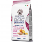 MONGE SPECIAL DOG EXCELLENCE MINI PUPPY & JUNIOR 1,5kg 30/17 superprémium pre šteniatka